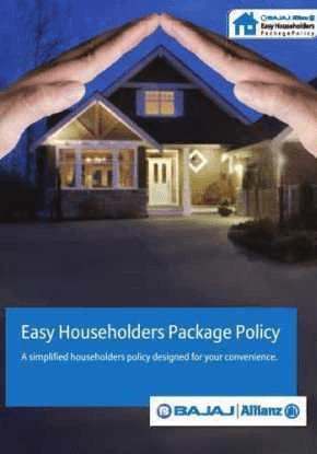 Bajaj Home Insurance Online | PolicyAsia.com